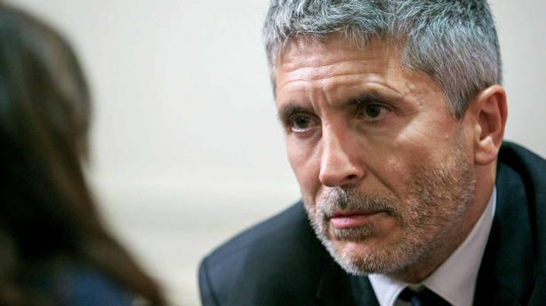 El nuevo ministro del Interior, Fernando Grande Marlaska. EFE