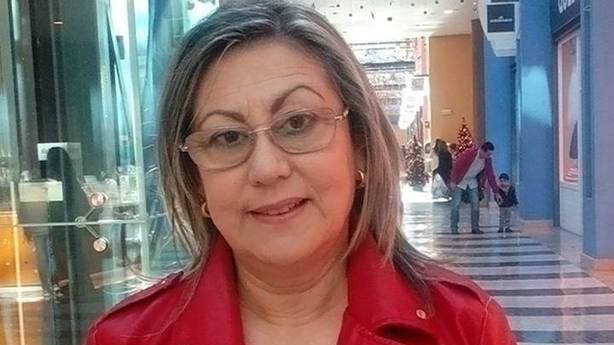Amelia Fialho, de 59 años, asesinada presuntamente por su hijastra