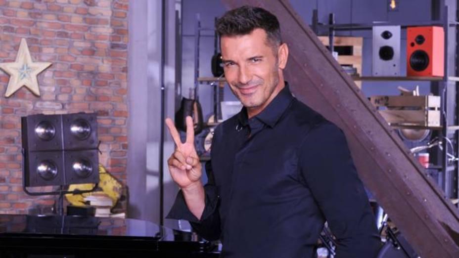 Jesús Vázquez. Foto ABC