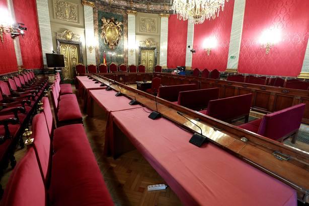 Torra, Aragonès, Torrent, Capella y Calvet estarán este martes en Madrid por el juicio