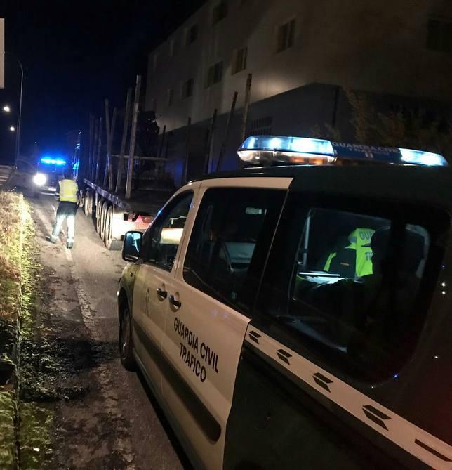 La Guardia Civil tiene que instruir atestados en el casco urbano de Lugo por la falta de policías