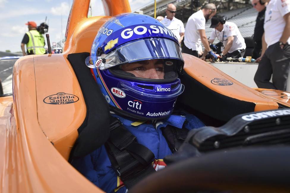 McLaren y Estrella Galicia 0,0 anuncian su acuerdo para las 500 Millas de Indianápolis