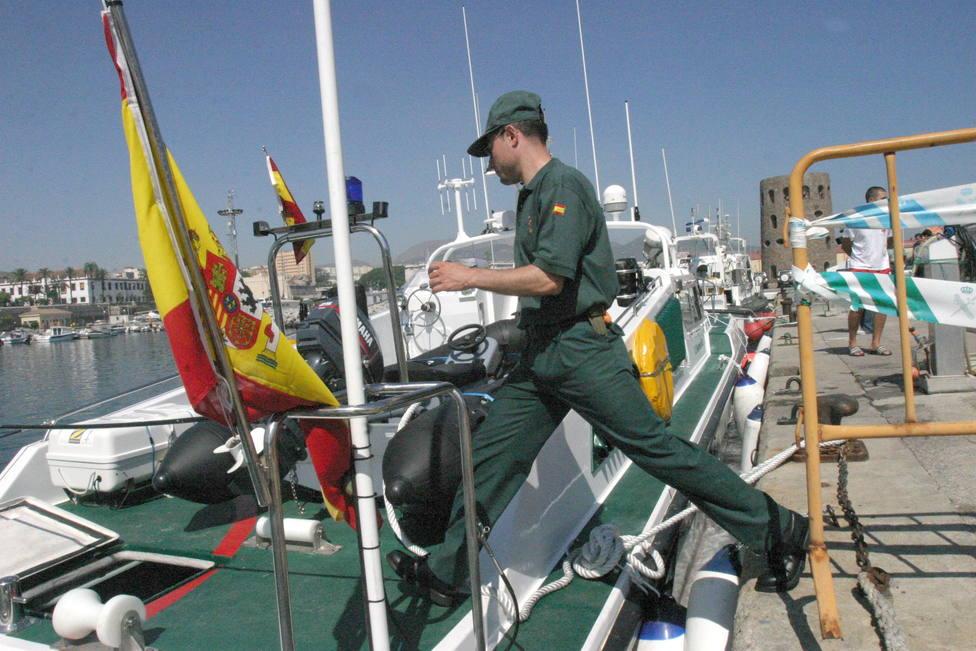 Gibraltar denuncia esta acción de la Guardia Civil supuestamente producida en aguas británicas