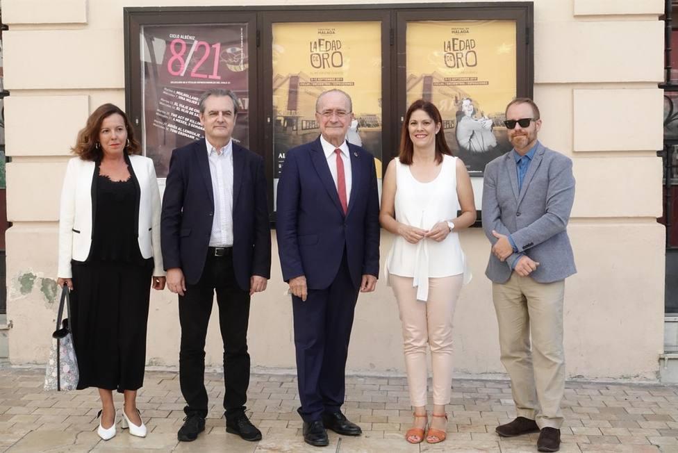 Málaga acogerá la séptima edición del ciclo de cine clásico 'La Edad de Oro'