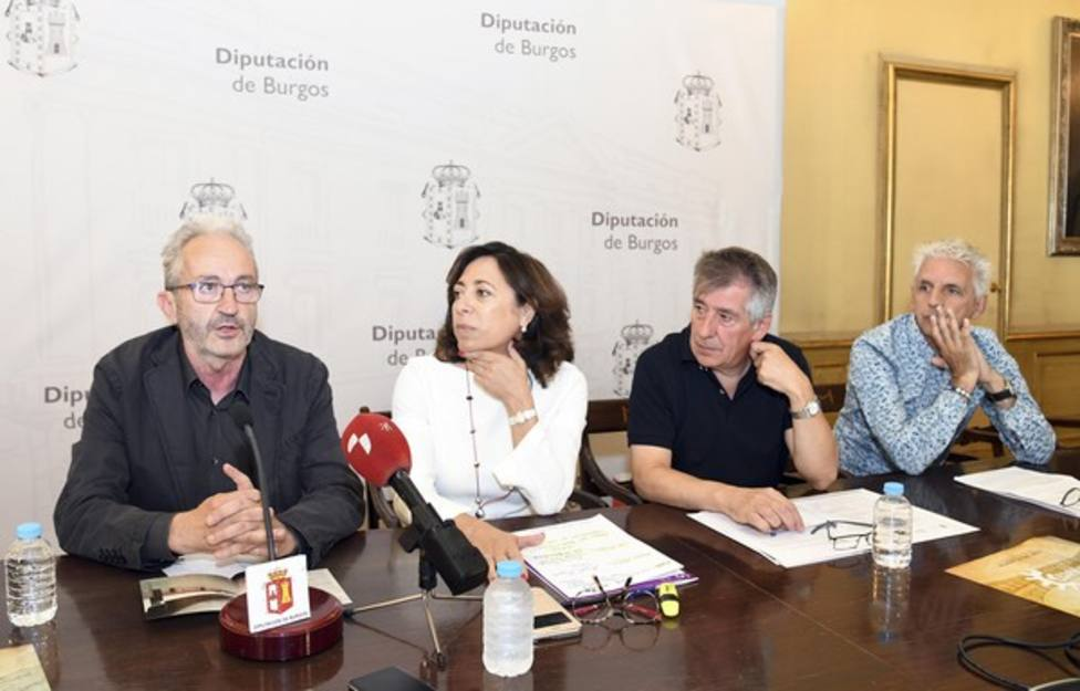Rueda de prensa de presentación de la duodécima edición del Festival de Verano de Clunia