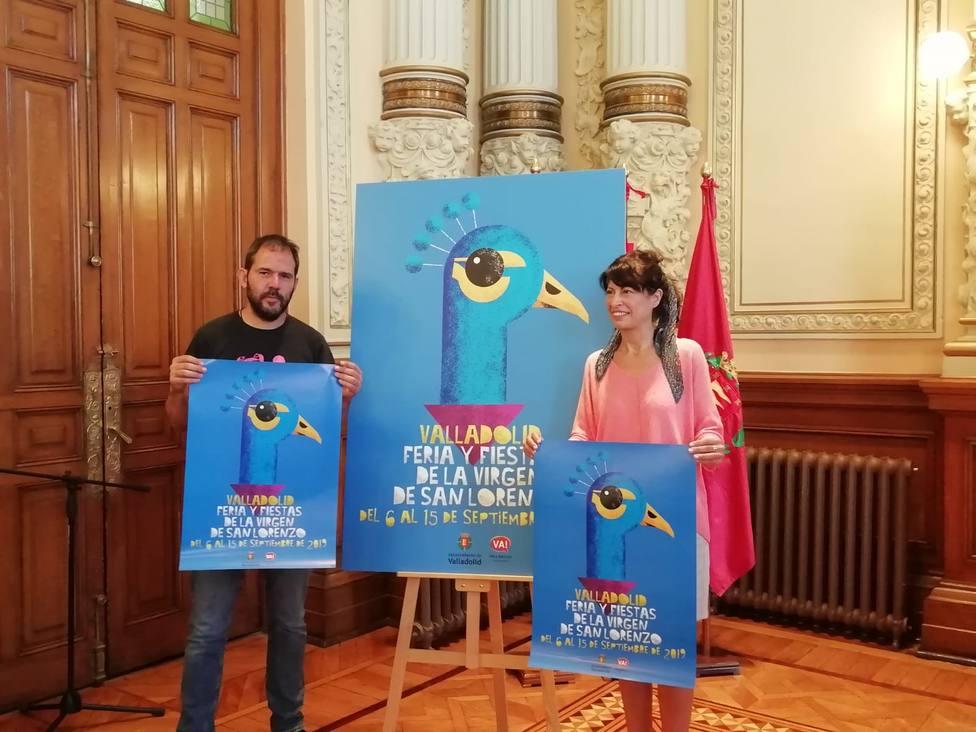 Programa fiestas Valladolid 2019