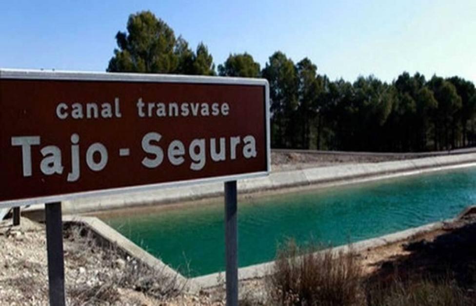 El Gobierno autoriza un nuevo trasvase de 20hm3 del Tajo-Segura