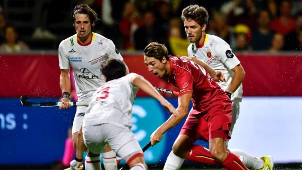 España se desquita en la segunda jornada del Europeo con un cómodo triunfo ante Gales