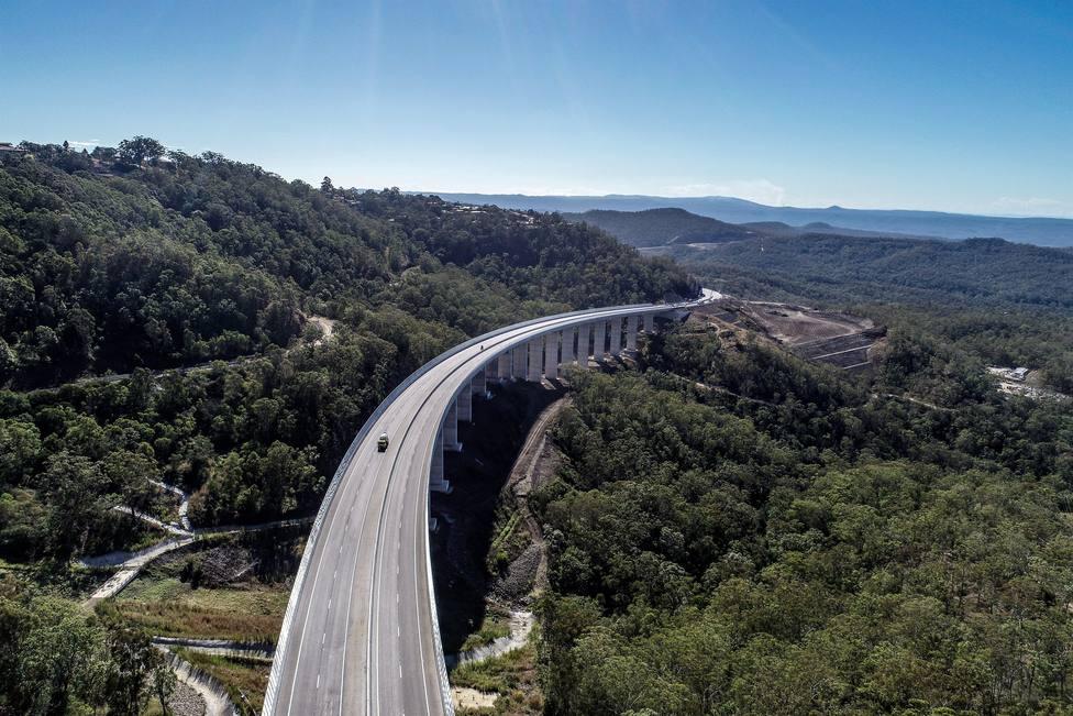 Acciona y Ferrovial ponen en servicio una autopista en Australia tras invertir 1.100 millones