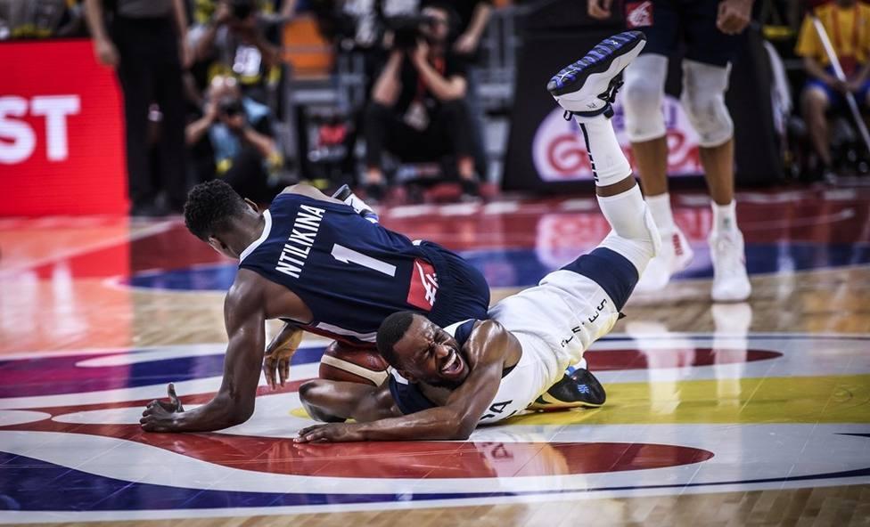 Baloncesto/Mundial.- Francia se carga a Estados Unidos y acaba con una década de reinado