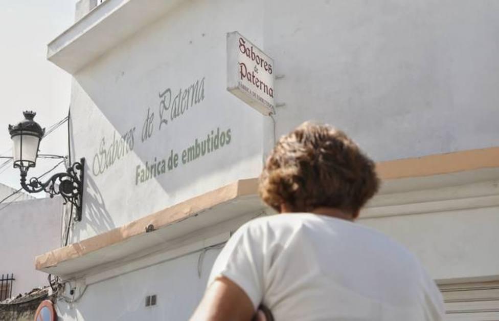 Sede de la empresa Sabores de Paterna en domiciliada en Paterna de Rivera (Cádiz). Foto: EPress