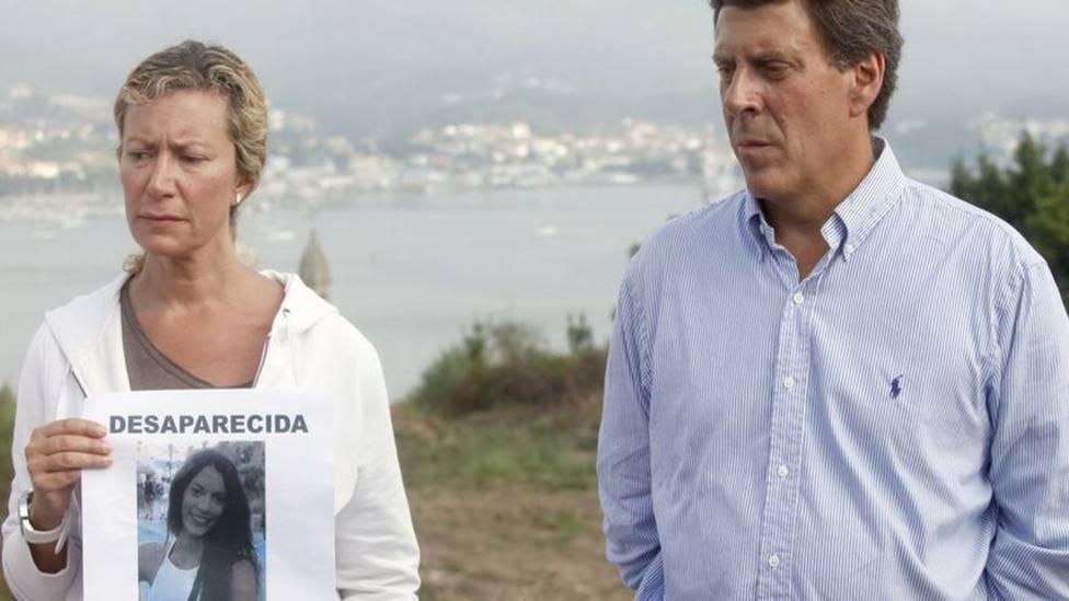 Diana López-Pinel y Juan Carlos Quer en una foto de archivo
