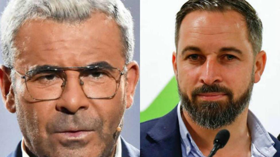 Jorge Javier Vázquez arremete durante la emisión de Sálvame contra Vox con motivo del machismo