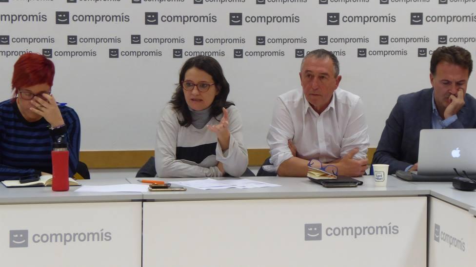 Baldoví pide a Sánchez que empiece ya a negociar la investidura y no deje pasar tiempo de manera inútil