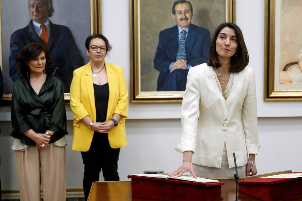 Pilar Llop, la juez especialista en violencia machista candidata a regir el Senado