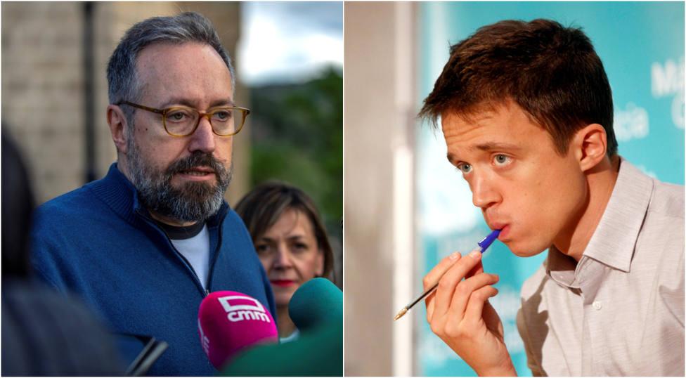 """La certera respuesta de Girauta al """"comunista"""" Errejón por salir en defensa de Sánchez e Iglesias"""