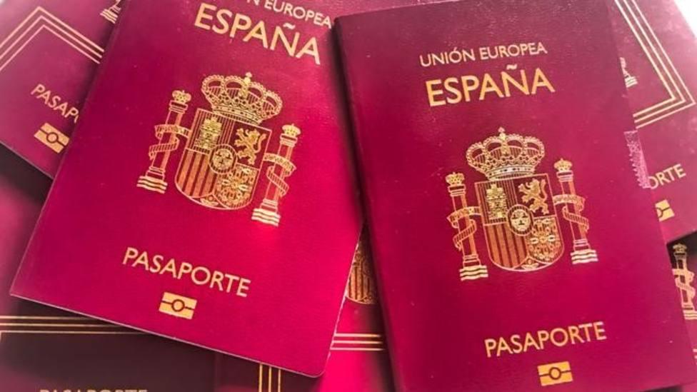 PASAPORTE ESPAÑOL ESPAÑA