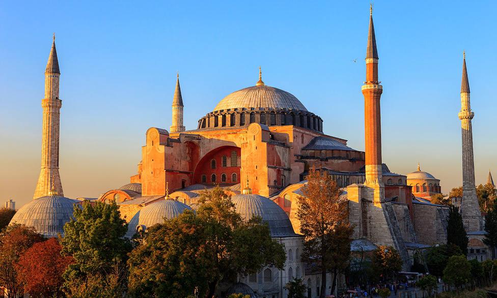 Este patrimonio de la humanidad de Estambul se convertirá en una mezquita