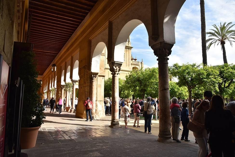 La Mezquita-Catedral recibe 305.852 visitantes en el primer semestre, un 71% menos que hace un año