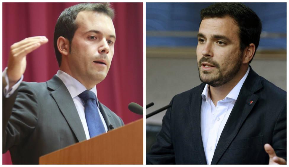 Rallo le da una lección de economía al ministro de Consumo tras intentar comparar el PIB de España y EE.UU.