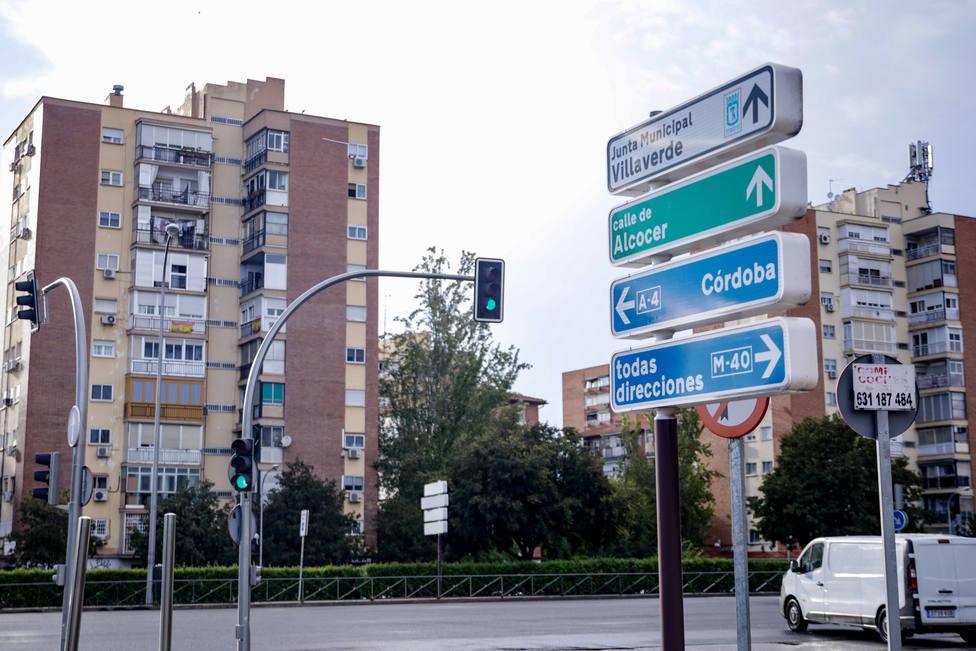 Las otras 16 zonas de Madrid que ya superan el límite de contagios y podrían quedar confinadas