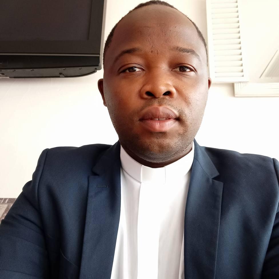 Ordenación de presbítero de Jean Marie Nguele