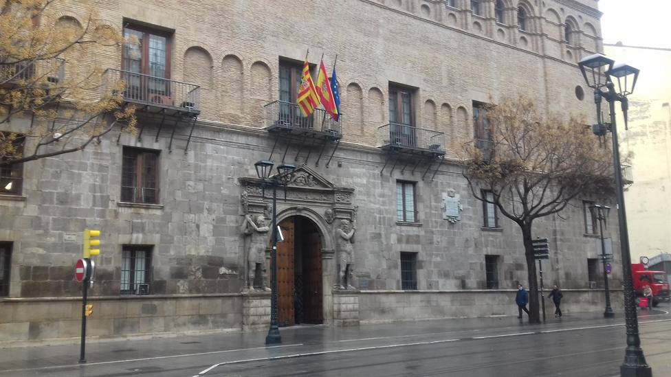 Tribunal Superior de Justicia de Aragón. TSJA