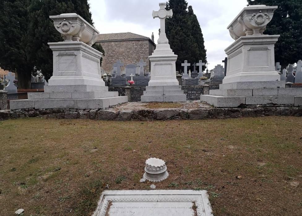 Cementerio de Valdemorillo