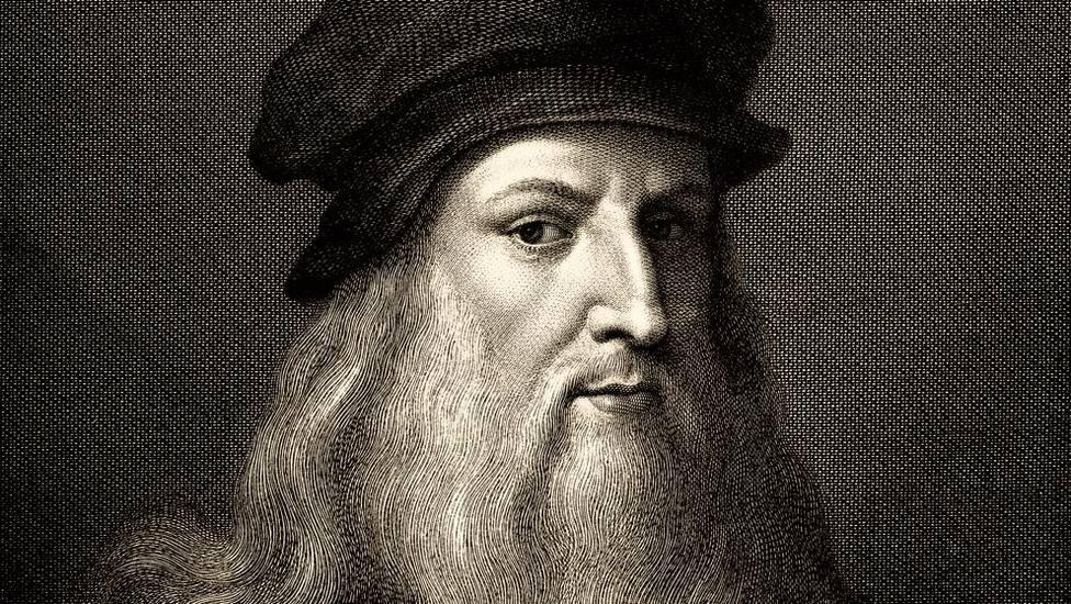 Hallan un boceto de Jesucristo que habría sido dibujado por Leonardo da Vinci