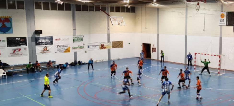 El Ritec Balonmano Águilas pierde su primer partido en casa (18-22)