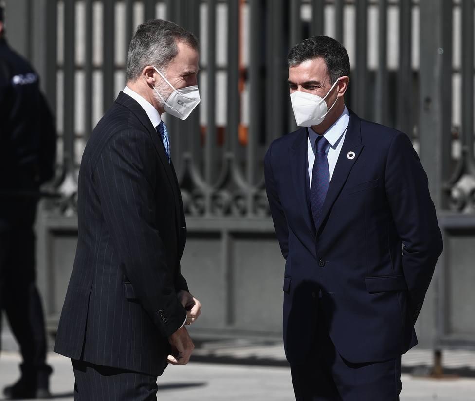 El Rey y Sánchez prevén viajar a Barcelona para visitar la fábrica de Seat