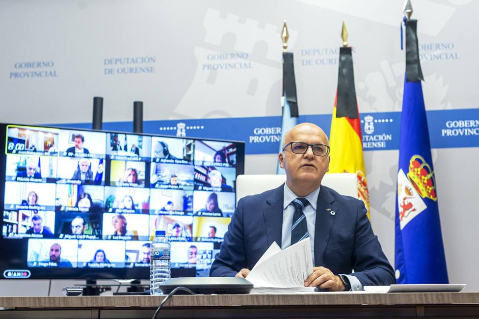 Pleno Diputación abril