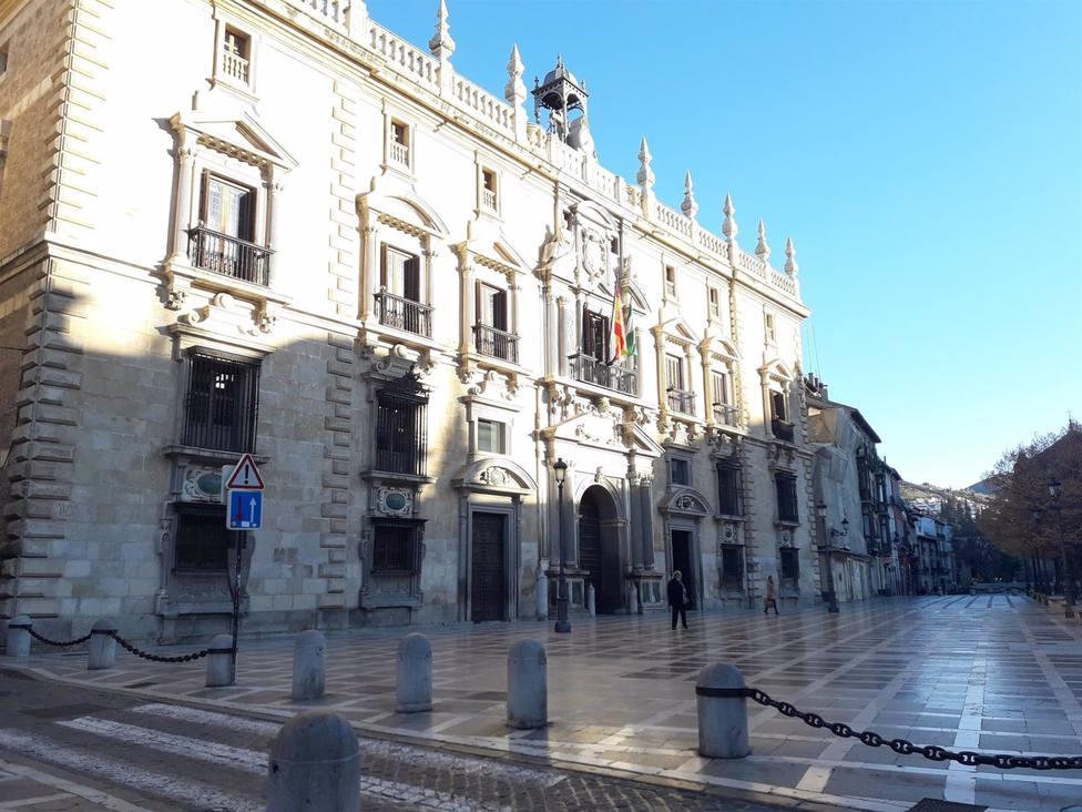 Granada.- Tribunales.- Coronavirus.- AV.-El TSJA no respalda el cierre perimetral de Montefrío ordenado por la Junta