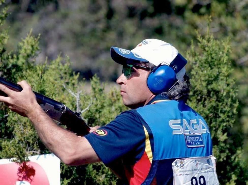 El riojano Diego Martínez participa en el Campeonato del Mundo de Recorridos de Caza