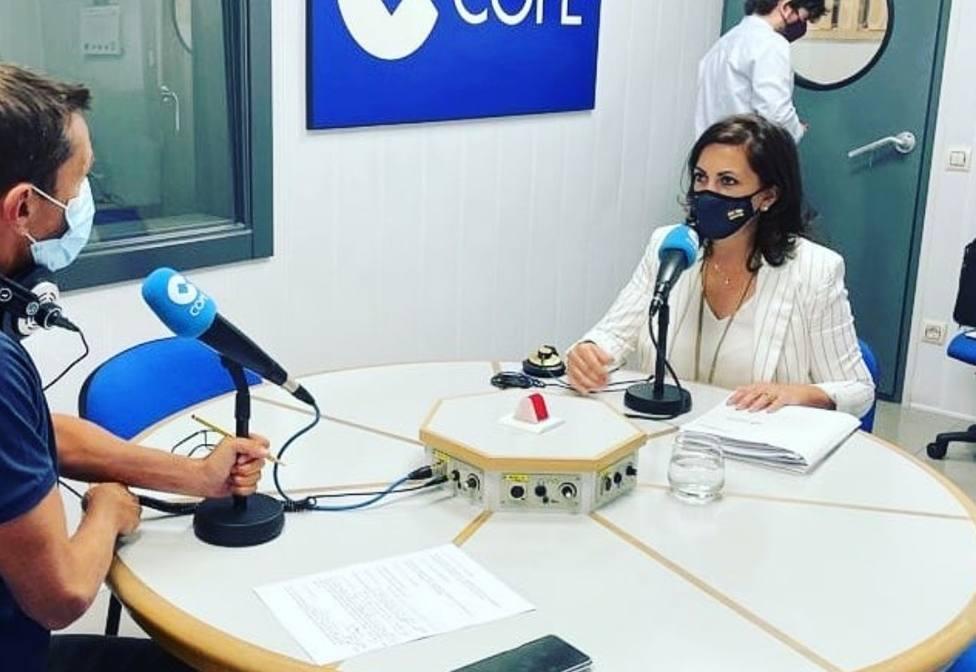30 minutos con la presidenta Concha Andreu