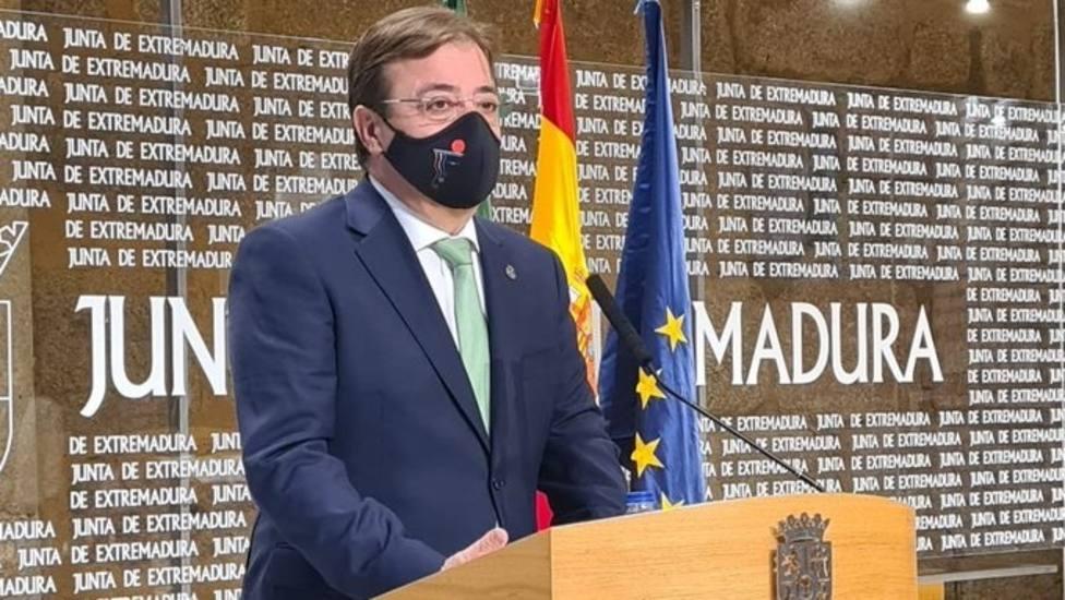 Vara, sobre la ausencia de Aragonés en la Conferencia de Presidentes: No es un buen ejemplo