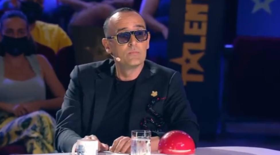 Risto Mejide revela en Got Talent el difícil momento vivido junto a su hijo: Me dijo