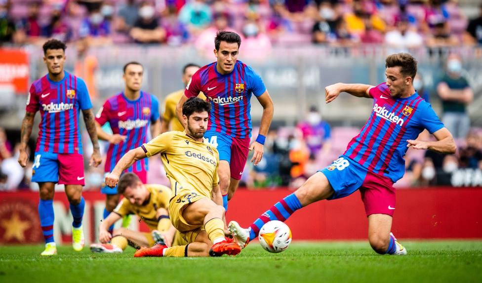 El Levante UD no chutó a puerta hasta el minuto 82