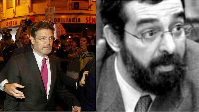 Las frases más polémicas de Catalá sobre el juez González en Herrera en COPE