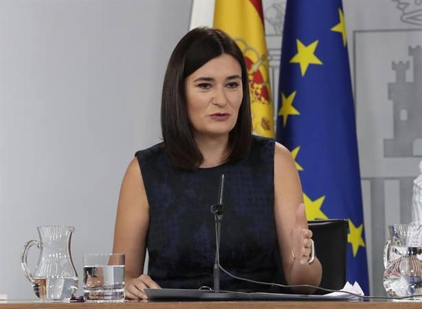 La ministra Montón también podría haber obtenido un máster de la Rey Juan Carlos de forma irregular