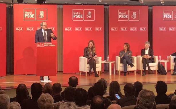 Marlaska se refiere a Madrid como la ciudad de su vida tras eludir responder a si se ve como candidato a la Alcaldía
