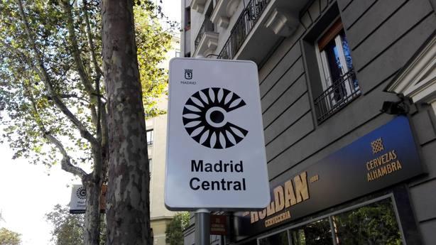 El TSJM rechaza paralizar de forma cautelarísima Madrid Central