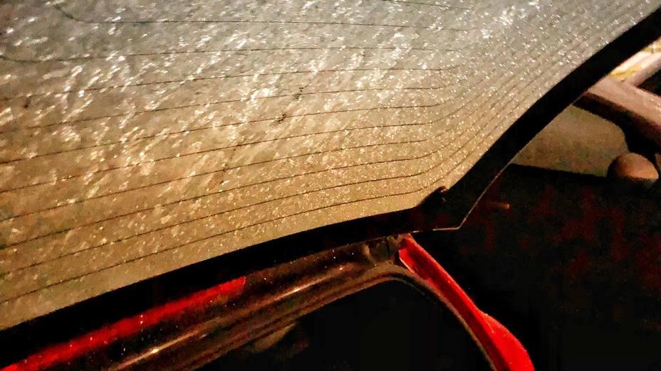 frio maletero coche helada