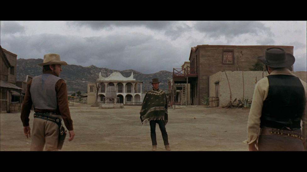 Por un puñado de dólares se rodó en Hoyo de Manzanares