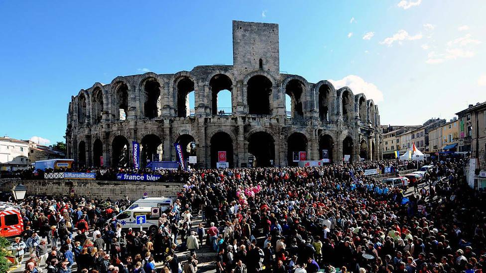 El Coliseo de Arles celebrará el próximo mes de abril su Feria de Pascua