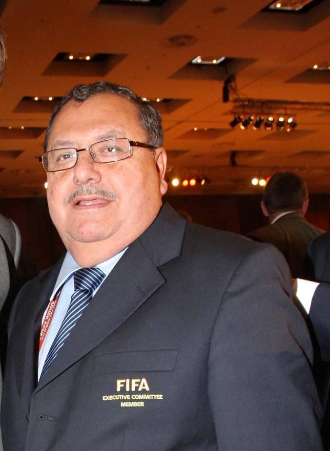 La FIFA inhabilita siete años a Rafael Salguero por soborno y venta ilegal de entradas