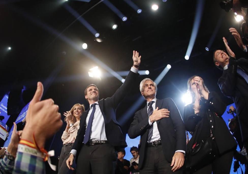 La campaña electoral del 28A da el pistoletazo de salida