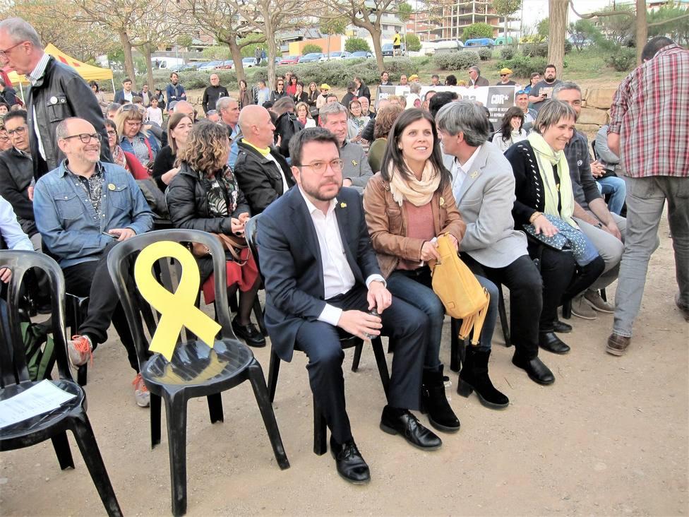 Aragonès (ERC) a Sánchez: ni investidura gratuita ni renuncia a la independencia