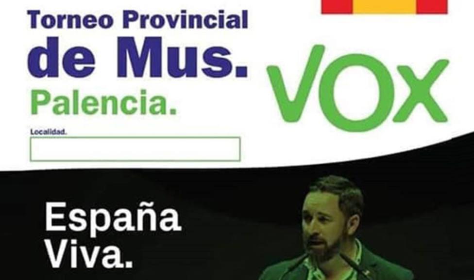 Vox hace campaña con un torneo de Órdago