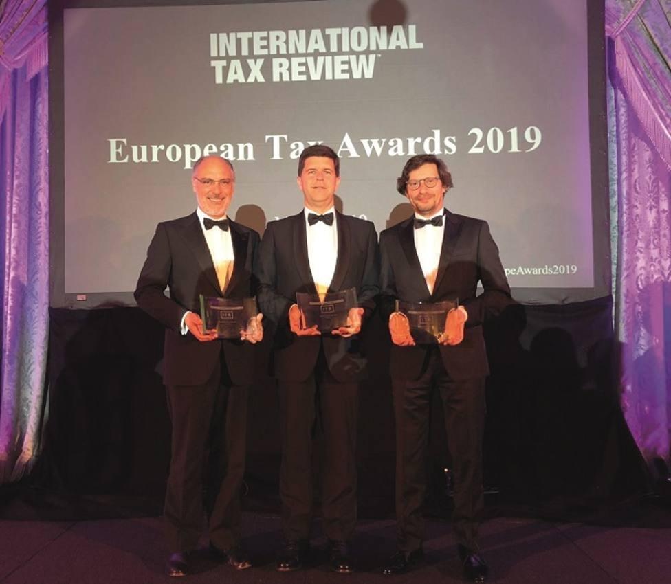 Garrigues premiada como la mejor firma fiscal en España y Portugal por International Tax Review